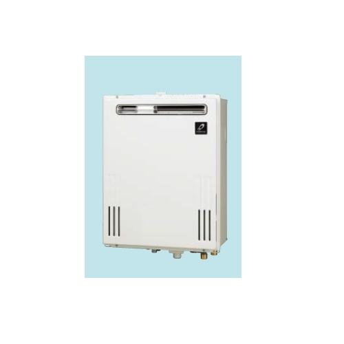 パーパス:屋外壁掛形 型式:GX-2402ZW-LPG