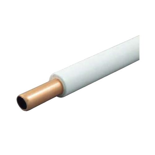 ミヤコ:給湯用被覆銅管 ペア 型式:KMW-127-25