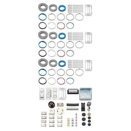 ホーザン:第二種電工試験練習用 3回セット 型式:DK-53