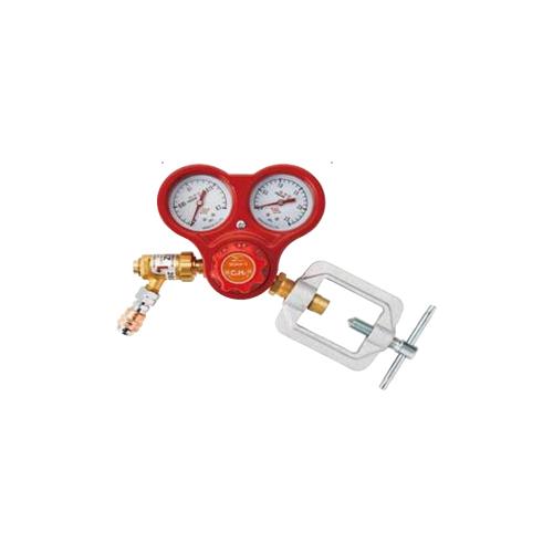 文化貿易工業:溶接溶断器用レギュレーター 型式:B7D