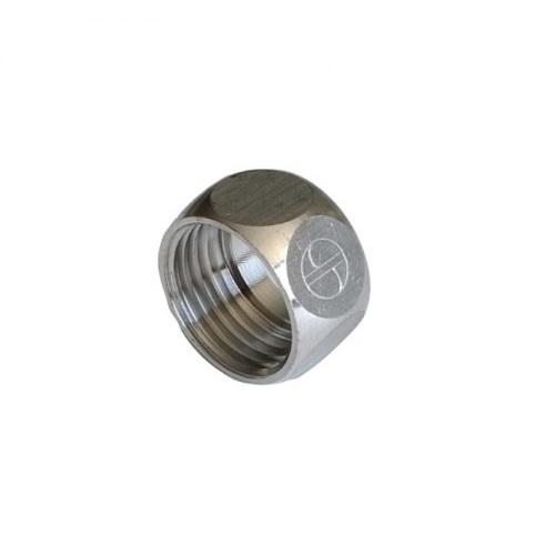 給水給湯用配管器具 フレキ管 評価 継手 フレキ用継手 メーカー再生品 リビラック 1セット:50個入 :フレキ用袋ナット ブライト 型式:RN20