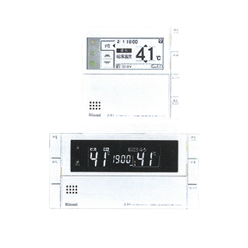 リンナイ:浴室・台所リモコンセット 型式:MBC-302VC(A)