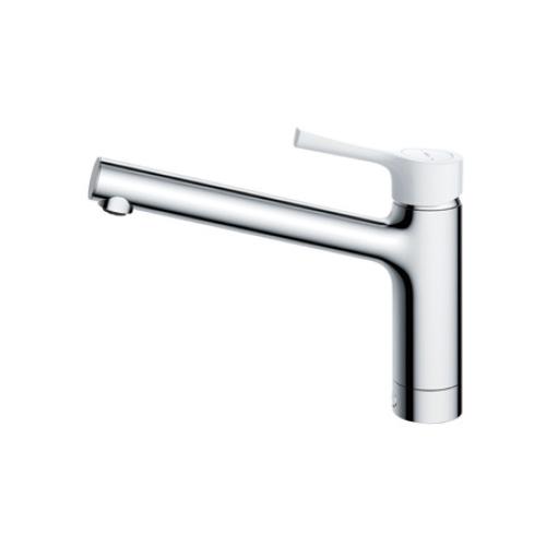 TOTO:台付シングル混合水栓(エコシングル、共用) 型式:TKS05302J