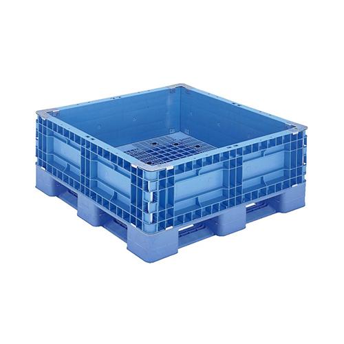 岐阜プラスチック工業:パレットBOX 型式:BJB-S・1111×45(固定式)