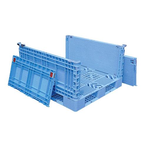 岐阜プラスチック工業:パレットBOX 型式:BJ-S・1211×65(両扉11)