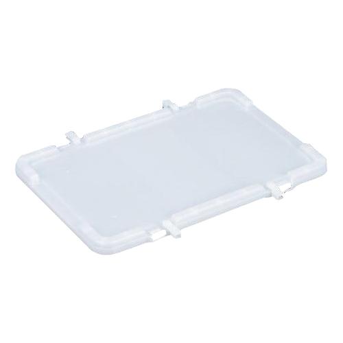 岐阜プラスチック工業:TP規格コンテナ(蓋単品) 型式:TP-34ロック付蓋-N(1セット:20個入)