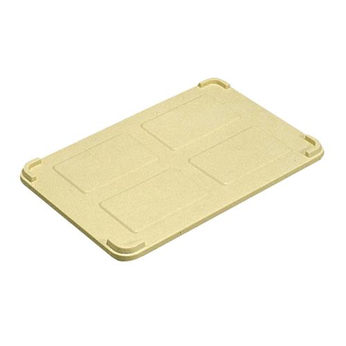 岐阜プラスチック工業:パンコンテナ-(蓋単品) 型式:大型用蓋(1セット:20個入)
