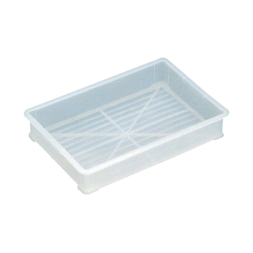 岐阜プラスチック工業:パンコンテナ- 型式:小型深-N(1セット:10個入)