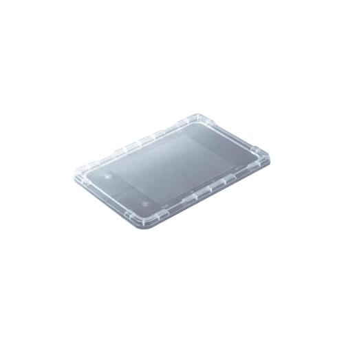 岐阜プラスチック工業:透明コンテナ(蓋単品) 型式:TP-34蓋-ロック無しタイプ(1セット:20個入)