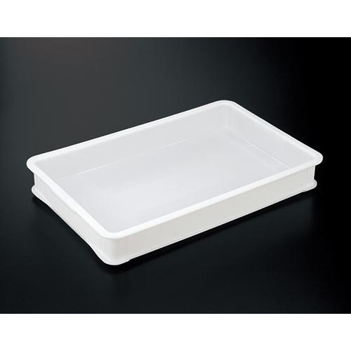 岐阜プラスチック工業:食品コンテナー 型式:大型浅 抗菌(1セット:10個入)
