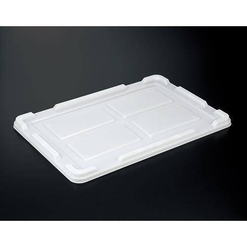 岐阜プラスチック工業:食品コンテナー(蓋単品) 型式:#0用蓋 抗菌(1セット:10個入)