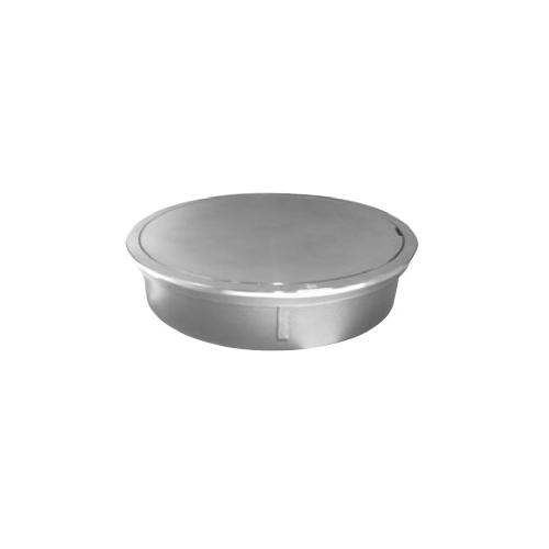 伊藤鉄工(IGS):ステンレス製床上掃除口 掃兼ワンタッチ開閉型 型式:SCOGO 80
