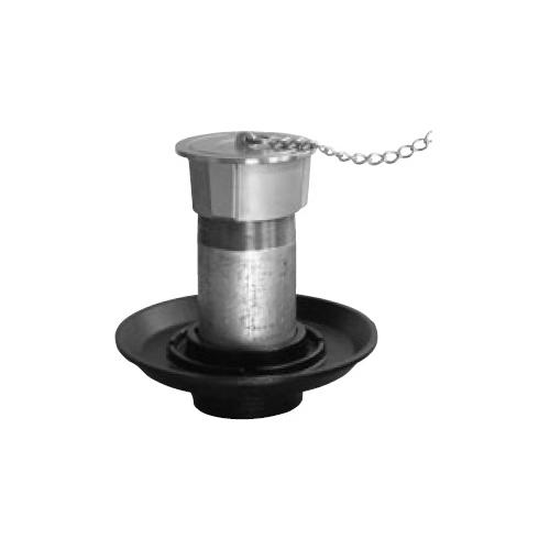 伊藤鉄工(IGS):防水皿付きステンレス製 Oリング入り共栓 型式:SSNGOD 50