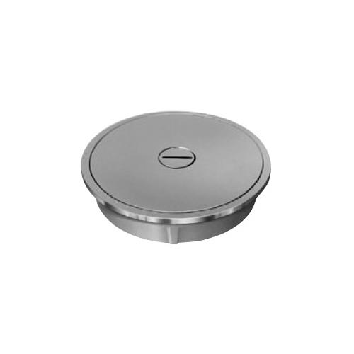 伊藤鉄工(IGS):ステンレス製(目皿付き床上掃除口) 掃兼ドレン 型式:SSI 100