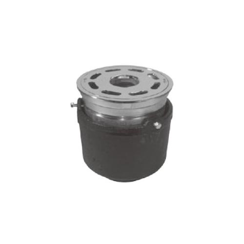 伊藤鉄工(IGS):ホース差込口付き床排水トラップ 型式:T5AYH 50