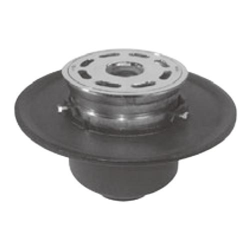 伊藤鉄工(IGS):ホース差込口付き床排水トラップ 型式:T5BYH 50