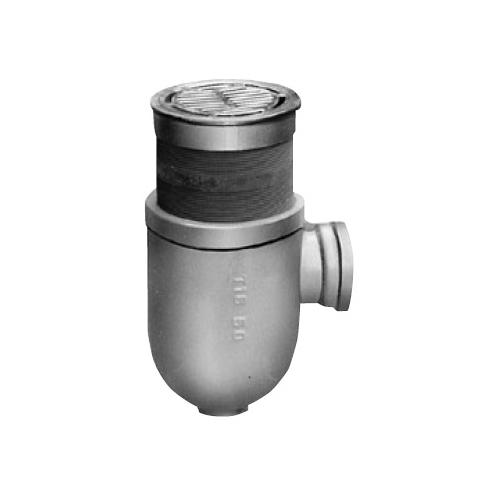 伊藤鉄工(IGS):P型床排水トラップ 型式:T16AKS 80