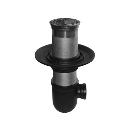 伊藤鉄工(IGS):P型床排水トラップ 型式:T16BKS 80