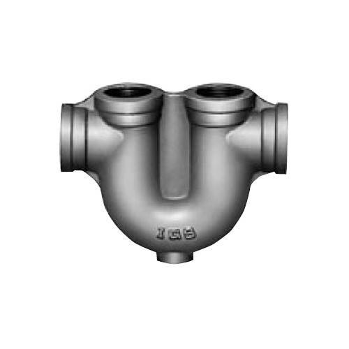 伊藤鉄工(IGS):ねじ込型 U型トラップ 型式:UGN 40