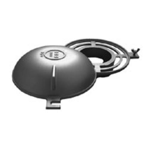 伊藤鉄工(IGS):差込型 防鳥用 露出掃兼型ベントキャップ 型式:VCOM 150