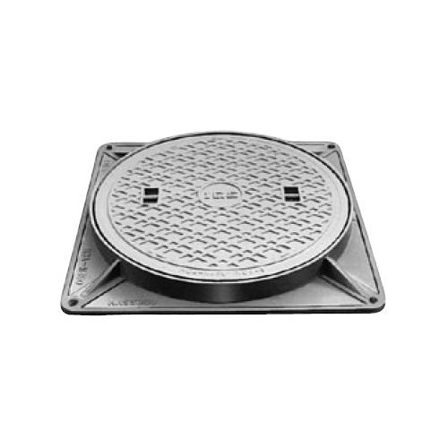 伊藤鉄工(IGS):防臭重耐型パッキン入りマンホールふた 型式:MCDHG-300(鎖なし)-雨水