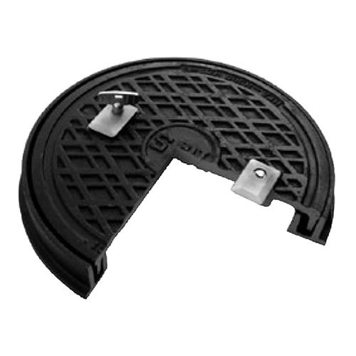 伊藤鉄工(IGS):マンホールふた用 簡易ロック錠 型式:MCSR