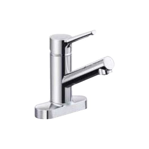 LIXIL(INAX):シングルレバー混合水栓 型式:SF-WM438SYN(155)