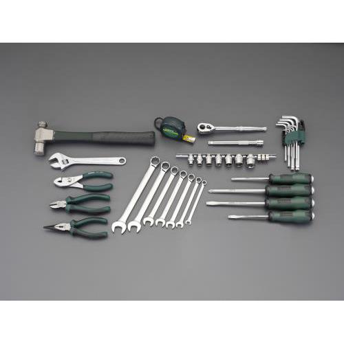 エスコ:[36個組] 工具セット 型式:EA689SE