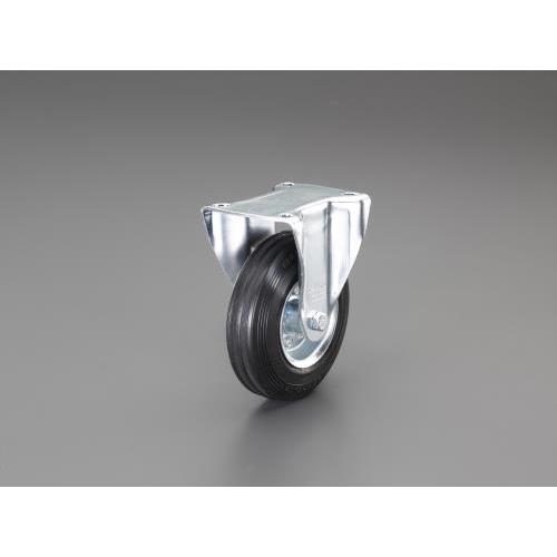エスコ:キャスター(固定金具/耐熱) 型式:EA986GL-3