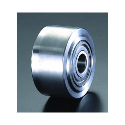 エスコ:車輪(ボールベアリング・ソリッドスティール製) 型式:EA986SC-100