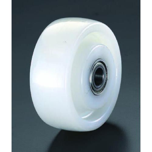 エスコ:車輪(ナイロン・Ballベアリング) 型式:EA986MD-7