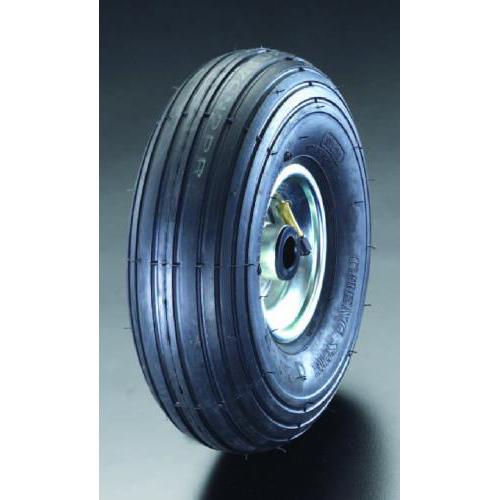 エスコ:車輪(空気入・スティールリム・ベアリング) 型式:EA986MW-260