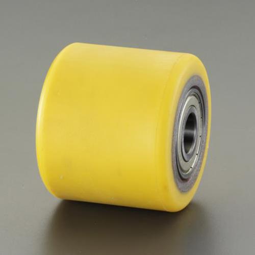 エスコ:ローラー(パレットトラック用・ベアリング付) 型式:EA986RR-200