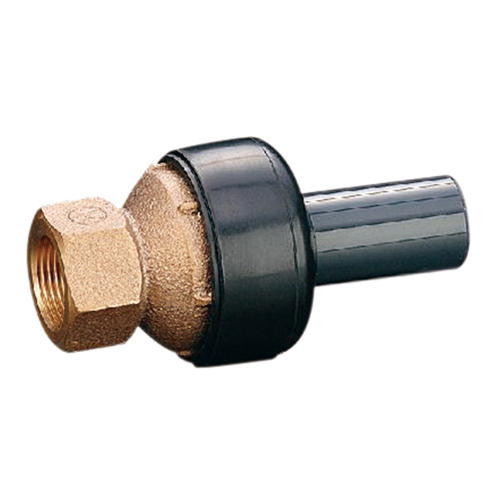 光明製作所:ビニル管用 可とう式伸縮継手 (フリージョイントB形) 型式:FJV-1003-40