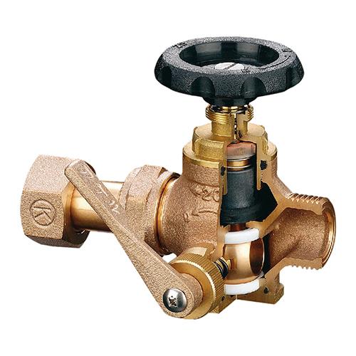 光明製作所:マルチ止水栓 型式:MCV-2000-40