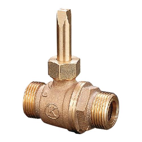 光明製作所:ボール式止水栓 型式:VS-101-50