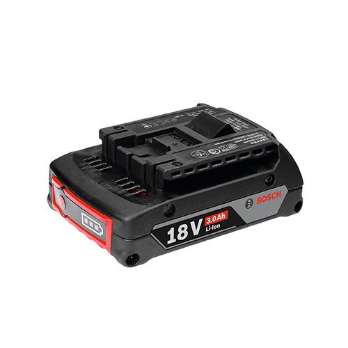 ボッシュ:Li-Ionバッテリー18V3.0Ah 型式:GBA18V3.0AH