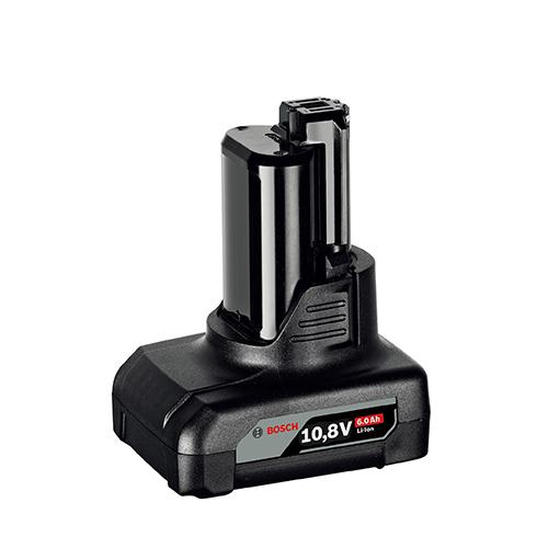 ボッシュ:リチウムイオンバッテリー 型式:GBA10.8V6.0AH