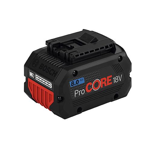 ボッシュ:Li-Ionバッテリー 型式:PROCORE18V8.0