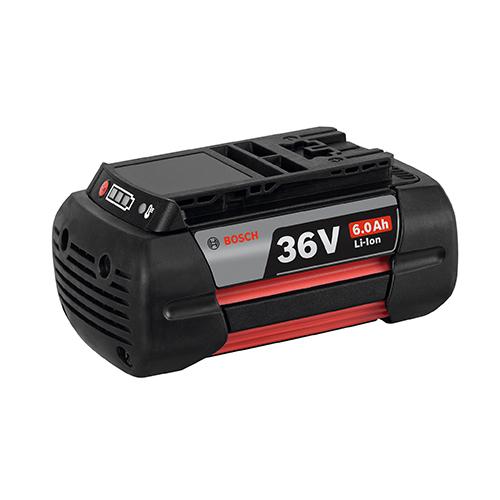 ボッシュ:Li-ionバッテリー 型式:GBA36V6.0AH