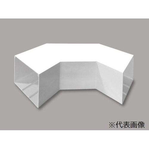マサル工業:平面大マガリ 6号150型 型式:MDLM6155