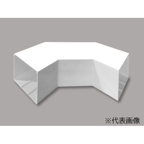 マサル工業:平面大マガリ 7号200型 型式:MDLM7201