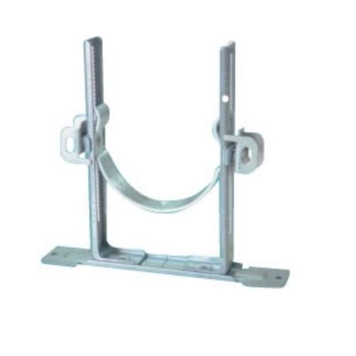 タカヤマ金属工業:排水管ワンタッチレベルバンド シートなし 型式:AGA0418(1セット:25本入)