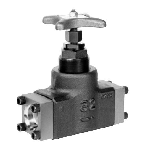 国内調達品:フランジ形ストップバルブ 型式:HF-4211-50-23