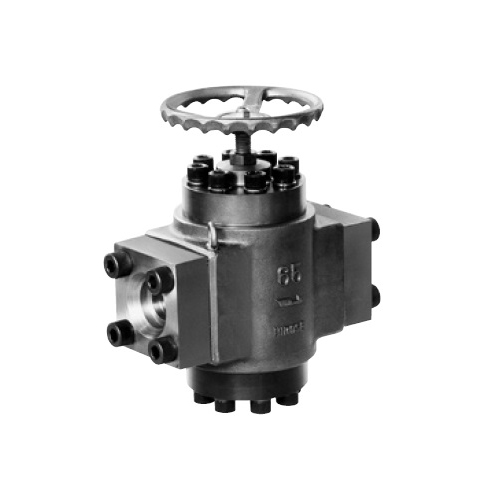 国内調達品:フランジ形ストップバルブ 型式:HF-4353-32-22