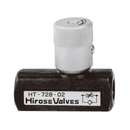 国内調達品:スロットルバルブ 型式:HT-728N-06