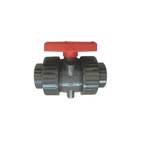 橋本産業:自在型ボールバルブ 型式:VP666-100A-TS/FKM