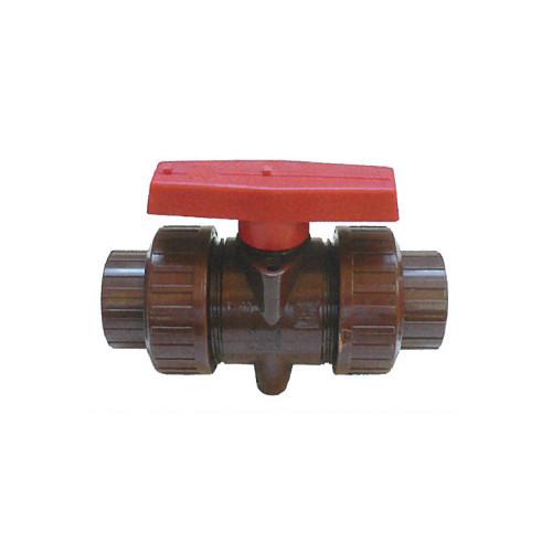 橋本産業:自在型ボールバルブ 型式:VP666C-40A-TS/FKM