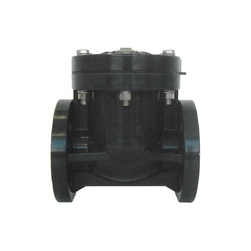 橋本産業:スイングチャッキ 型式:VP450HI-25A(フランジ/EPDM)
