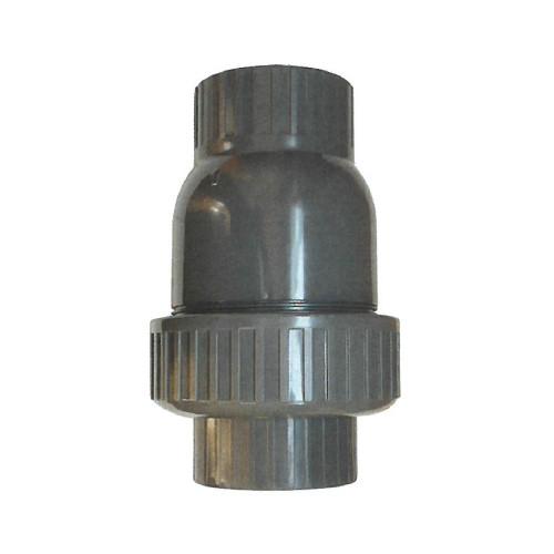 橋本産業:ボールチャッキバルブ 型式:VP460-100A(ネジ/FKM)